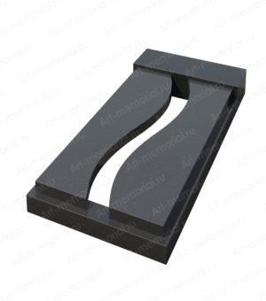 Надгробная плита № 44