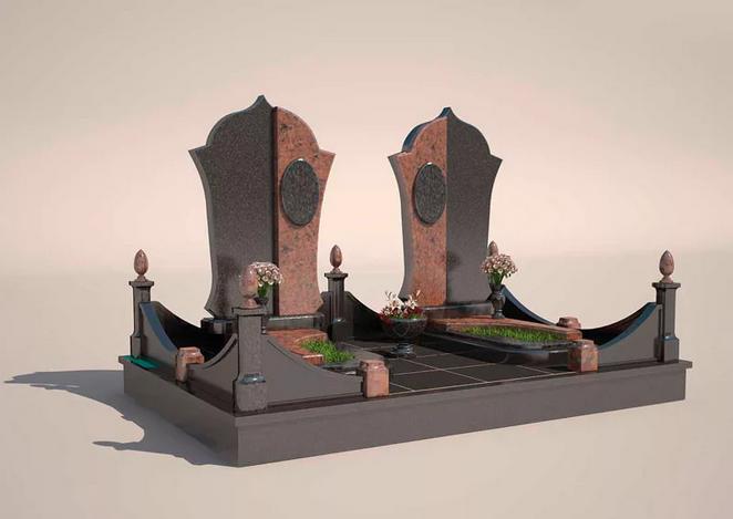 усульманский мемориальный комплекс - Арт-Мемориал
