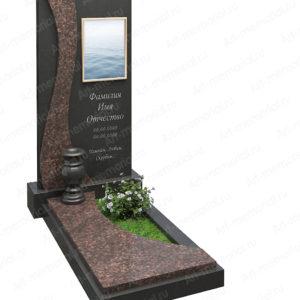 Комбинированный памятник